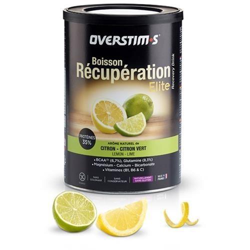 OVERSTIM'S Boisson de Récuperation Elite Citron/Citron Vert