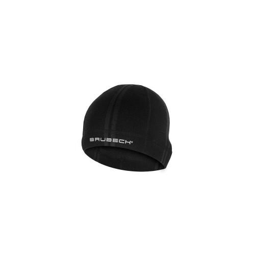 BRUBECK Bonnet Merino Noir
