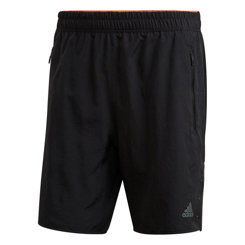 ADIDAS Short Saturday Noir /Taille Orange