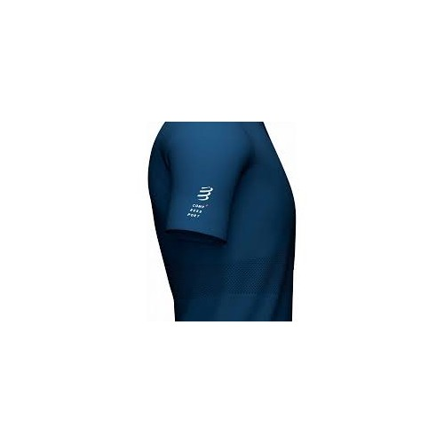 COMPRESSPORT T-shirt Trail Half-Zip