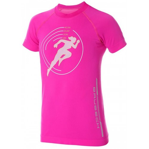 BRUBECK Tee-Shirt Running Air ,Pro W