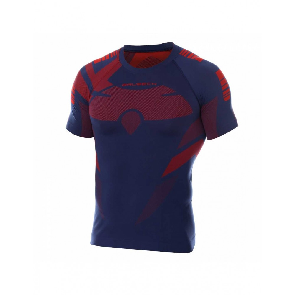 BRUBECK Tee-Shirt Manches Courtes Dry