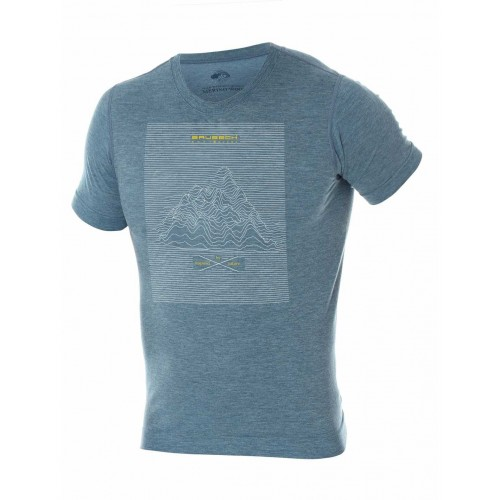 BRUBECK Tee shirt Thermique