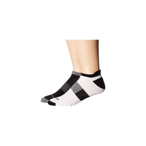BROOKS Ghost Socks Midweight Pack de 2