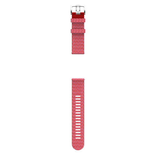 POLAR WRIST BAND GRIT X ROUGE M/L