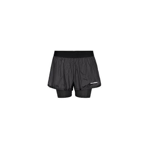 NEWLINE Black 2 Lay Shorts W