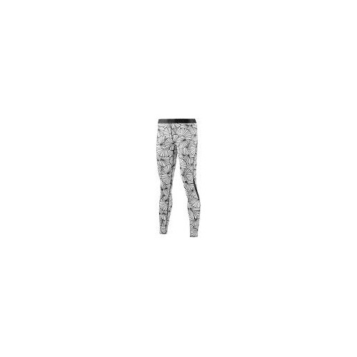 SKINS Dnamic long tights Graphic Sunfeather