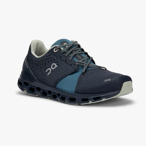 ON Cloudstratus Navy / Dust W