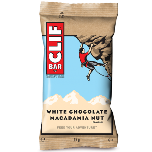 Clif Bar Macadamia Nut