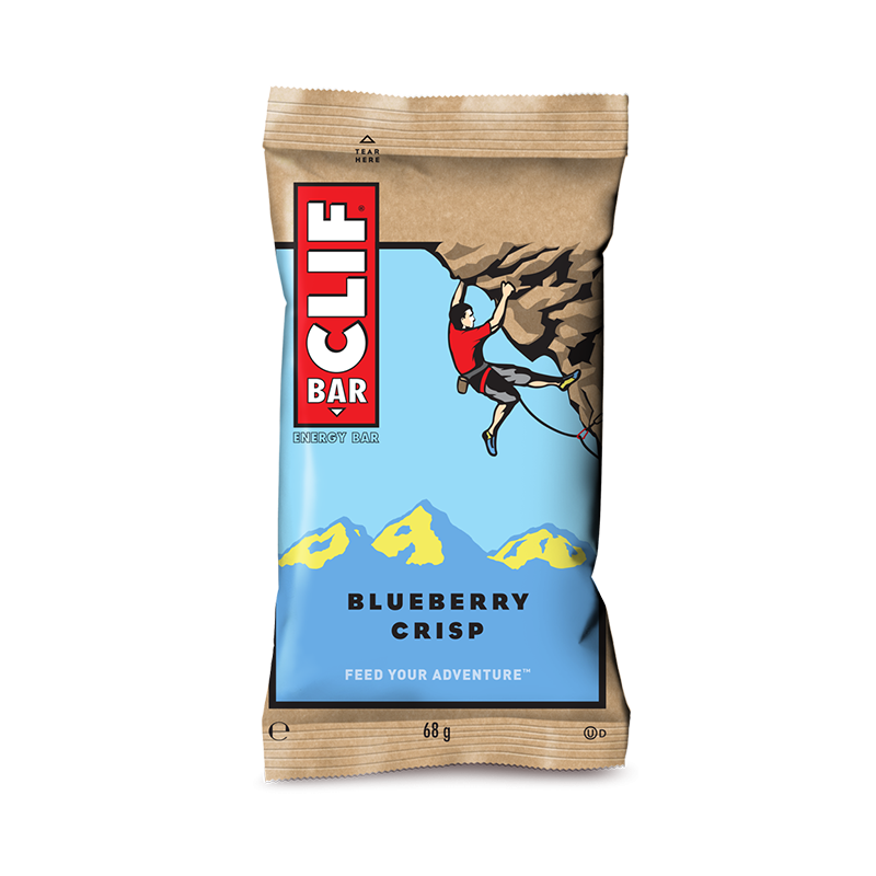 Clif Bar Blueberrey Crisp