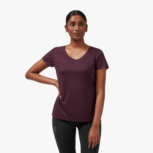 ON Performance-T W Mulberry/Black