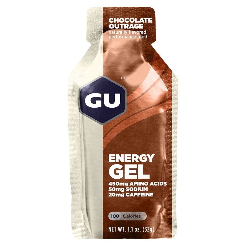 Gu Gel Chocolate Outrage