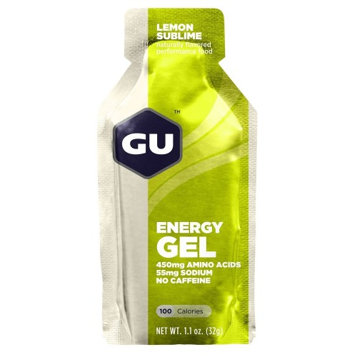 Gu Gel Lemon Sublime