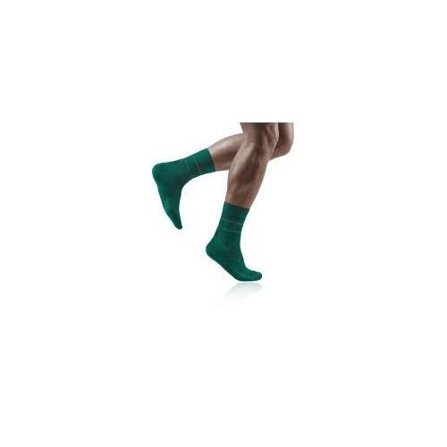 CEP Reflective Compression Mid Cut Socks
