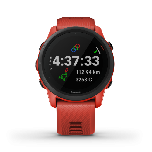 Forerunner® 745 Rouge Magma