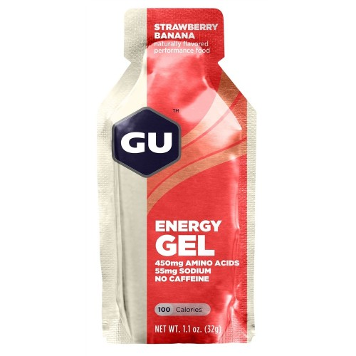 Gu Gel Strawaberry Banana