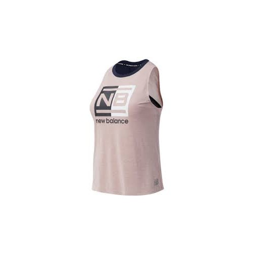 NEW BALANCE Impact Run Fashion Débardeur W