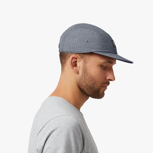 ON 5 Panel Cap Navy