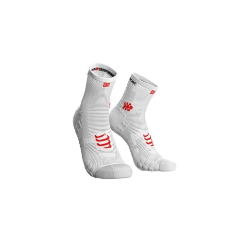 COMPRESSPORT Pro Racing Socks Run V3 High