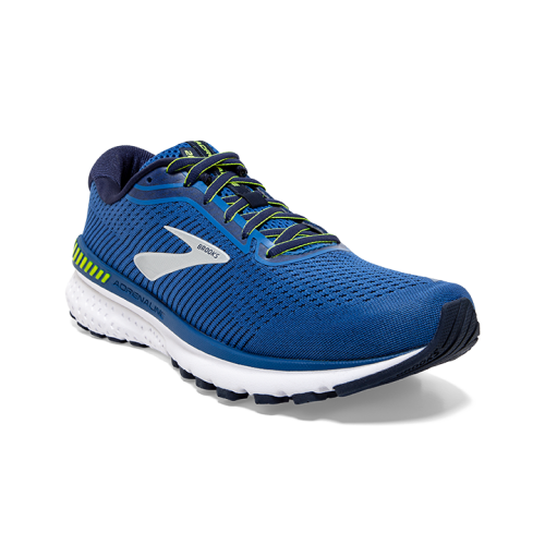 BROOKS Adrenaline GTS 20 Blue/Nightlife/White