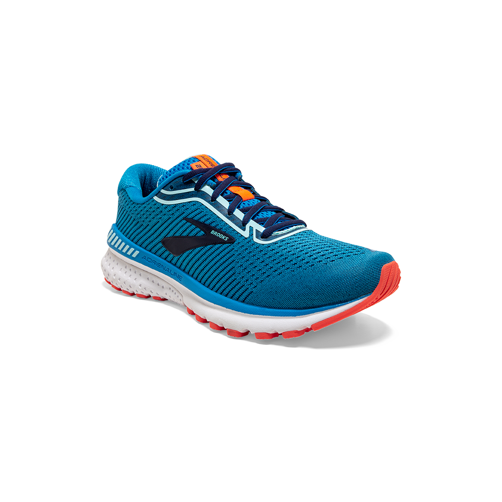 BROOKS Adrenalinbe GTS 20 W Blue/Navy/Coral