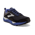 BROOKS Cascadia W 14 GTX black/grey/blue