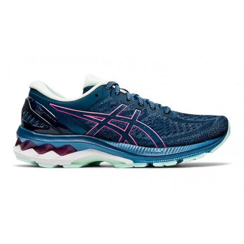 ASICS Gel-Kayano 27 W Mako Blue/Hot Pink