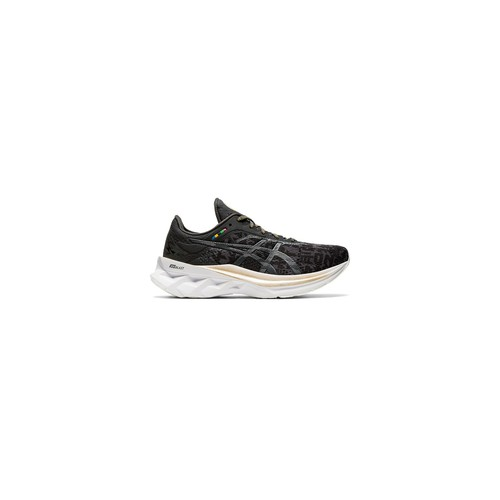 ASICS Novablast Black/Graphite Grey