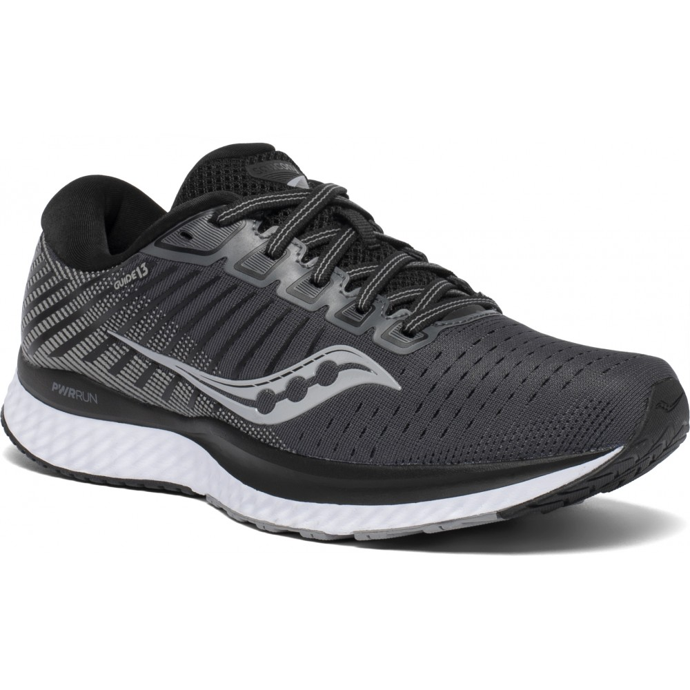 SAUCONY Guide 13 W Black/White