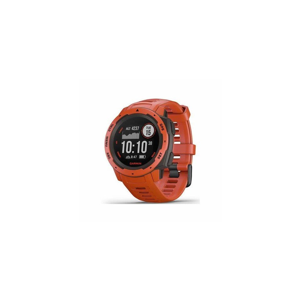 GARMIN INSTINCT Rouge