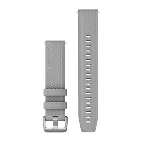 GARMIN Bracelet Montre Quick Release 20 Powder Gray