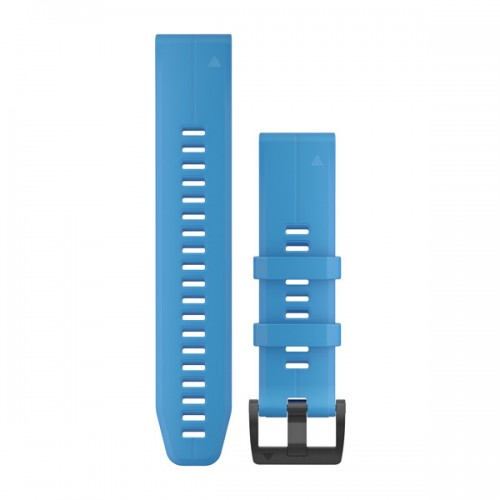 GARMIN Bracelet Montre QuickFit® 22 Cyan Blue