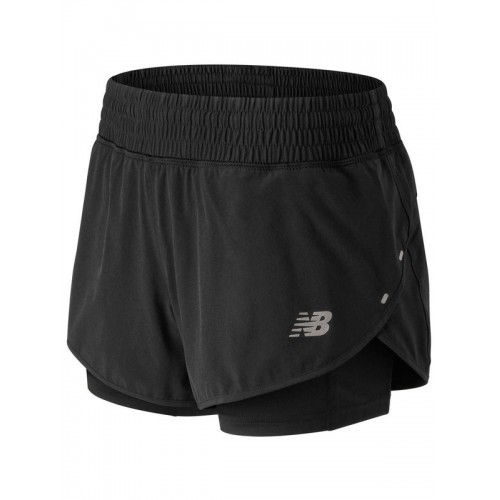 NEW BALANCE Impact Short 4In