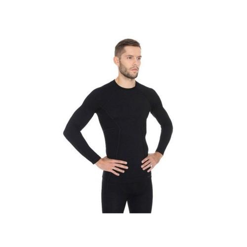 BRUBECK Sweat-Shirt Thermique Active Merinos
