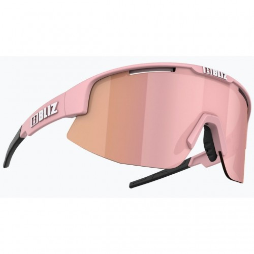 BLIZ Matrix Small Matt Powder Pink