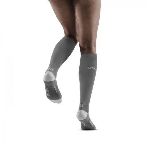 CEP run socks, black/light grey W
