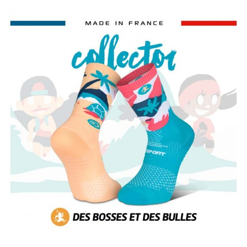 Socquette Trail Ultra Collector DBDB Fournaise