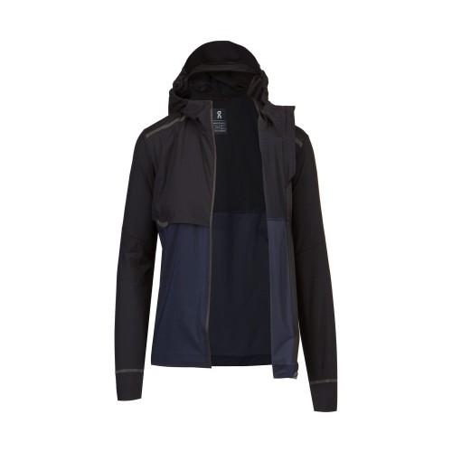 ON Weather Jacket W Black/Navy