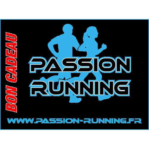 Bon Cadeau 50 Passion Running