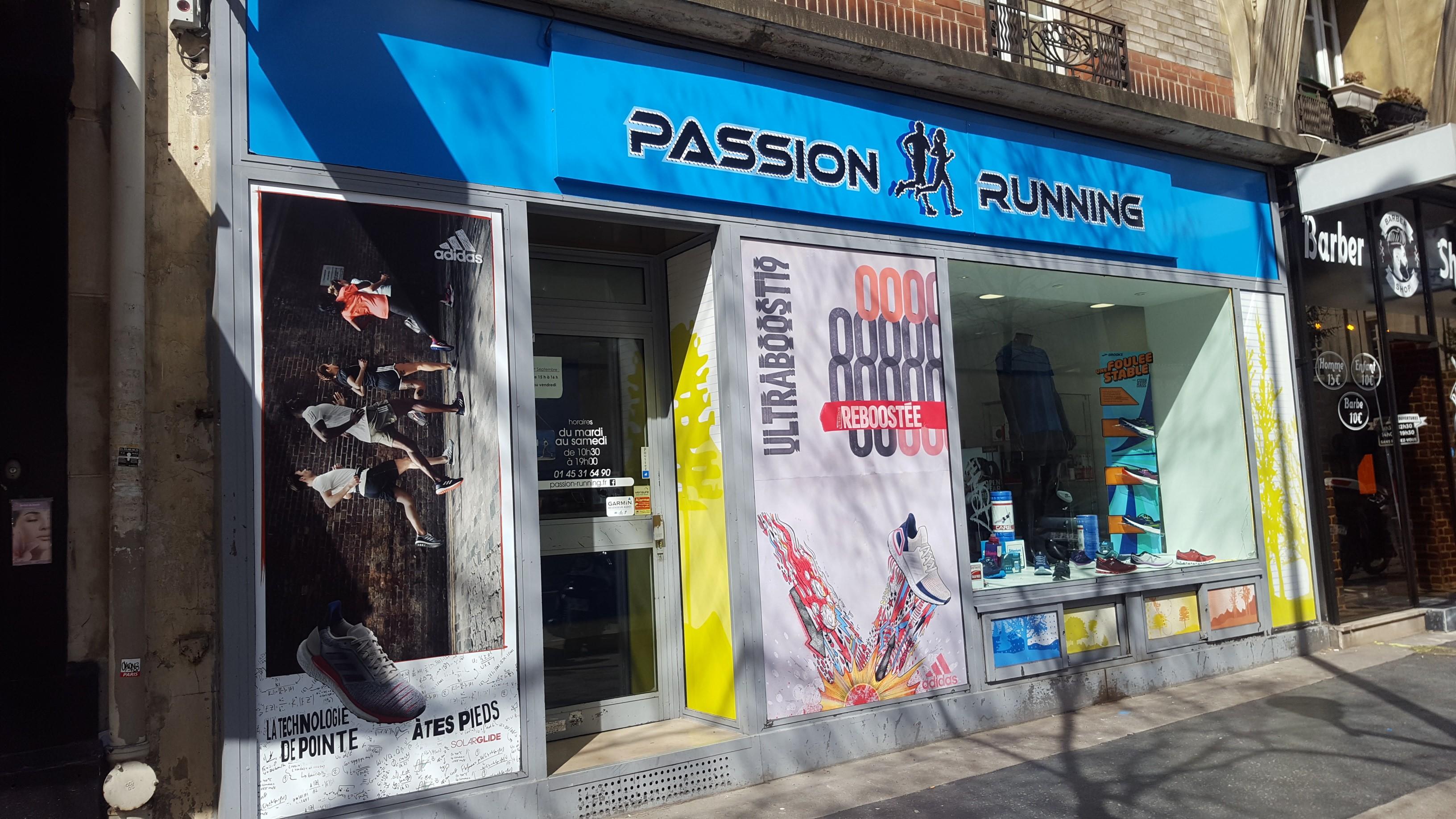 Passion Running Vaugirard